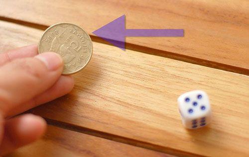 بازی پاس چهارم با تاس آموزش تصویری بازی 4 نفره با تاس