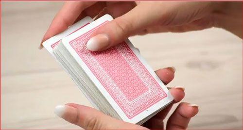 نحوه انجام ترفند کارت 4 پادشاه