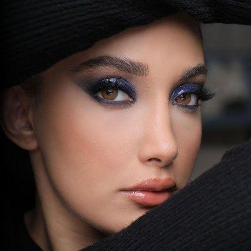 بیوگرافی ملینا تاج بلاگر لوازم آرایشی مشهور اینستاگرام