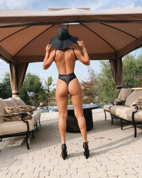جولیا گیلاس JULIA GILAS مدل زیبایی دیوا تناسب اندام اوکراین