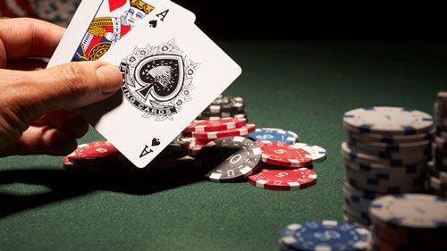 غلبه بر شانس در پوکر _ آغاز بازی پوکر